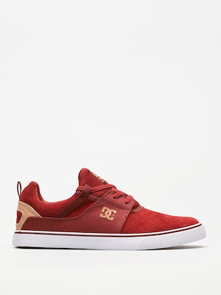 DC Shoes Heathrow Vulc (burgundy/tan)