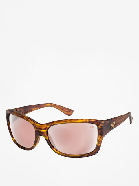 Roxy Sunglasses Athena Wmn (matte h b/p hd p)