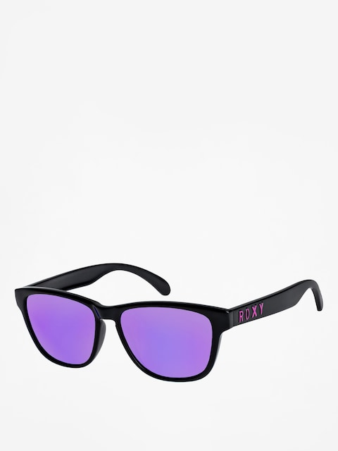 Roxy Sunglasses Mini Uma Wmn (shiny black/ml purpl)