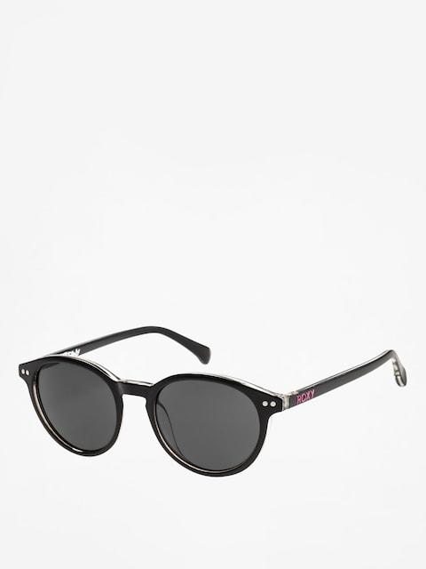 Roxy Sonnenbrille Stefany Wmn (shiny black white/g)