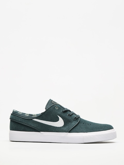 Nike SB Shoes Zoom Stefan Janoski (deep jungle/white clay green white)