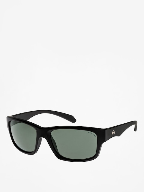 Quiksilver Sunglasses Off Road (black/plz green)