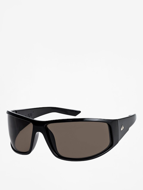 Quiksilver Sunglasses Akdk (shiny black/grey)