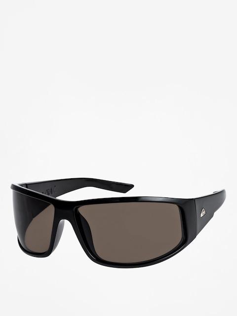 Quiksilver Sunglasses Akdk (shiny black/grey)