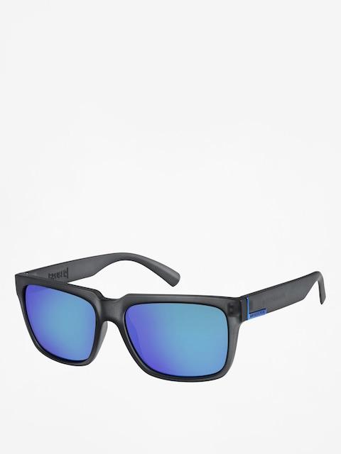 Quiksilver Sunglasses Bruiser (matte cr sm/ fl d b)