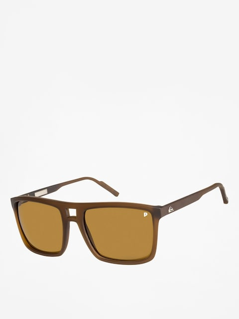Quiksilver Sunglasses Brigade (matte c br/min g p b)