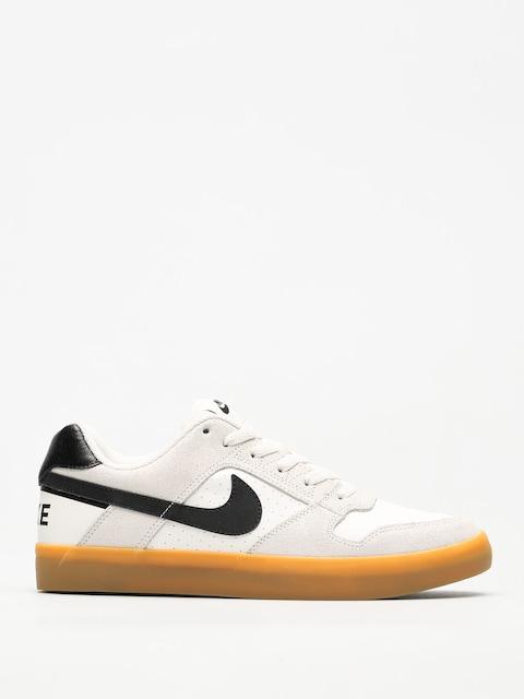 Nike SB Shoes Sb Delta Force Vulc (summit white/black gum light brown)