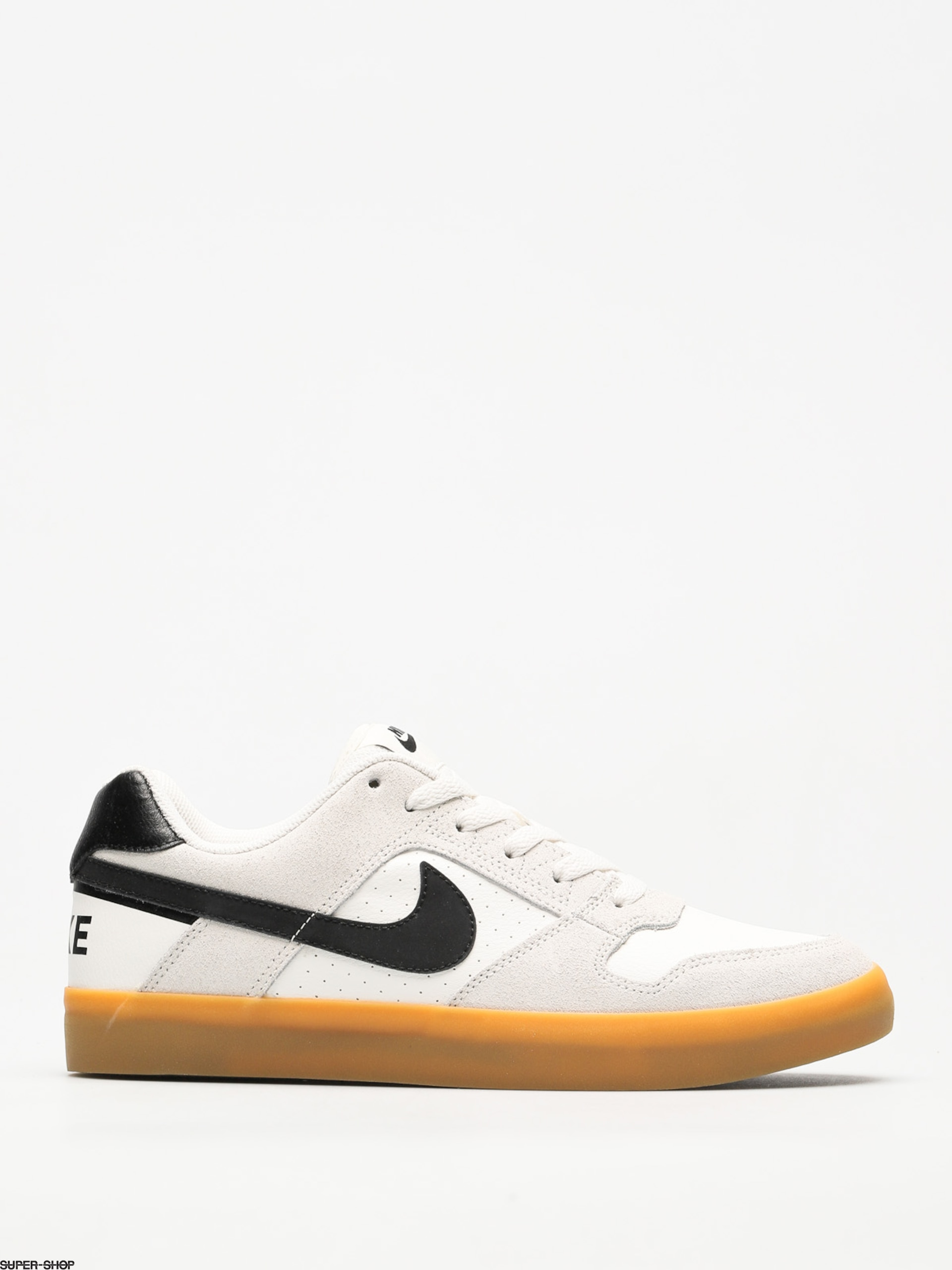 24451ddcca2d Nike SB Shoes Sb Delta Force Vulc (summit white black gum light brown)