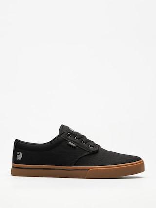 Etnies Shoes Jameson 2 Eco (black/gum/silver)