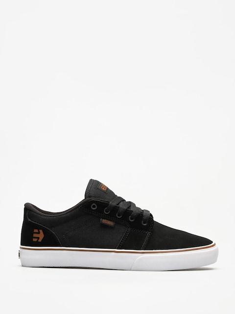 Etnies Shoes Barge Ls (black/bronze)