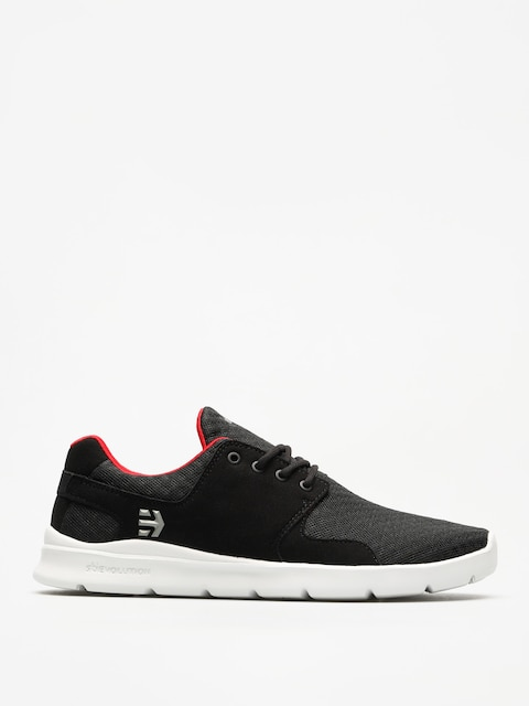 Etnies Shoes Scout Xt (black/white/red)