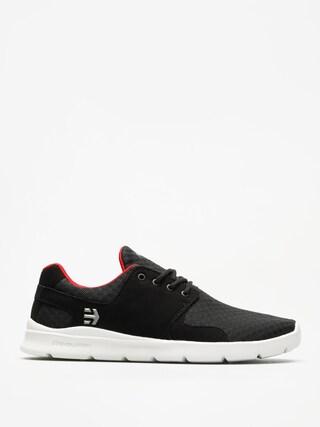 Etnies Shoes Scout Xt (black/white/red)