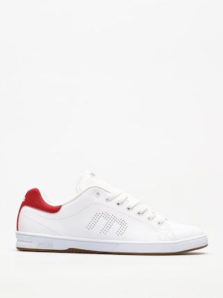 Etnies Shoes Callicut Ls (white/red)