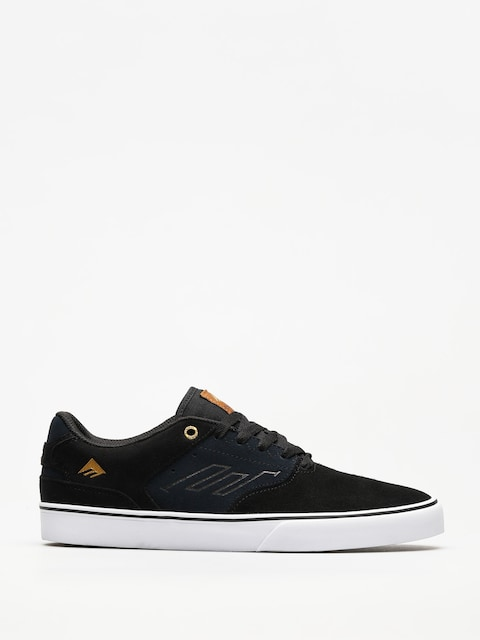 Emerica Schuhe The Reynolds Low Vulc (black/navy)