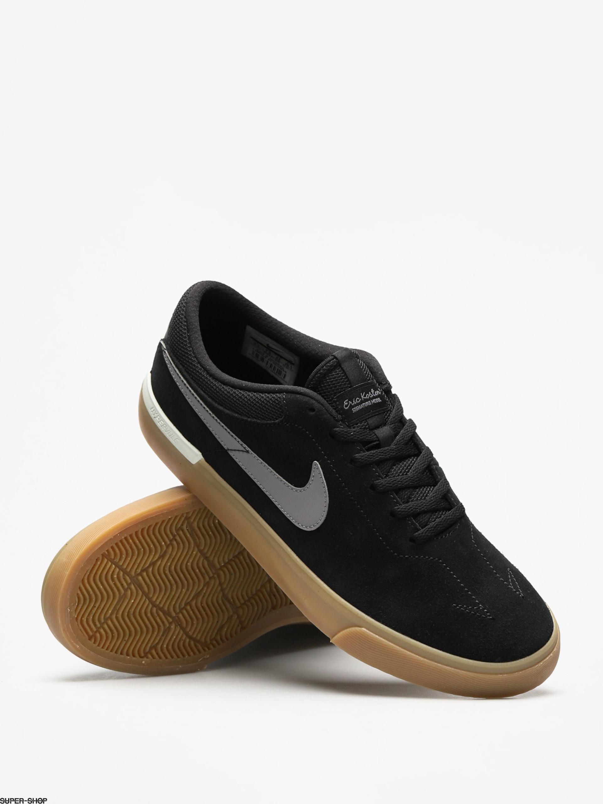 cb8386ea8767 Nike SB Shoes Sb Koston Hypervulc (black gunsmoke vast grey white)