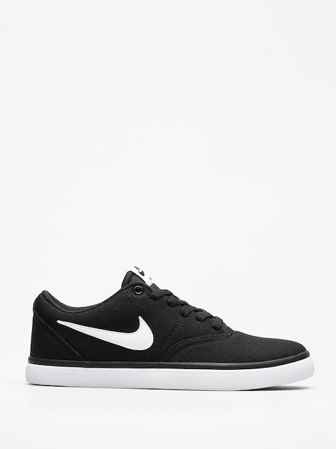 Nike SB Shoes Check Solar (black/white)