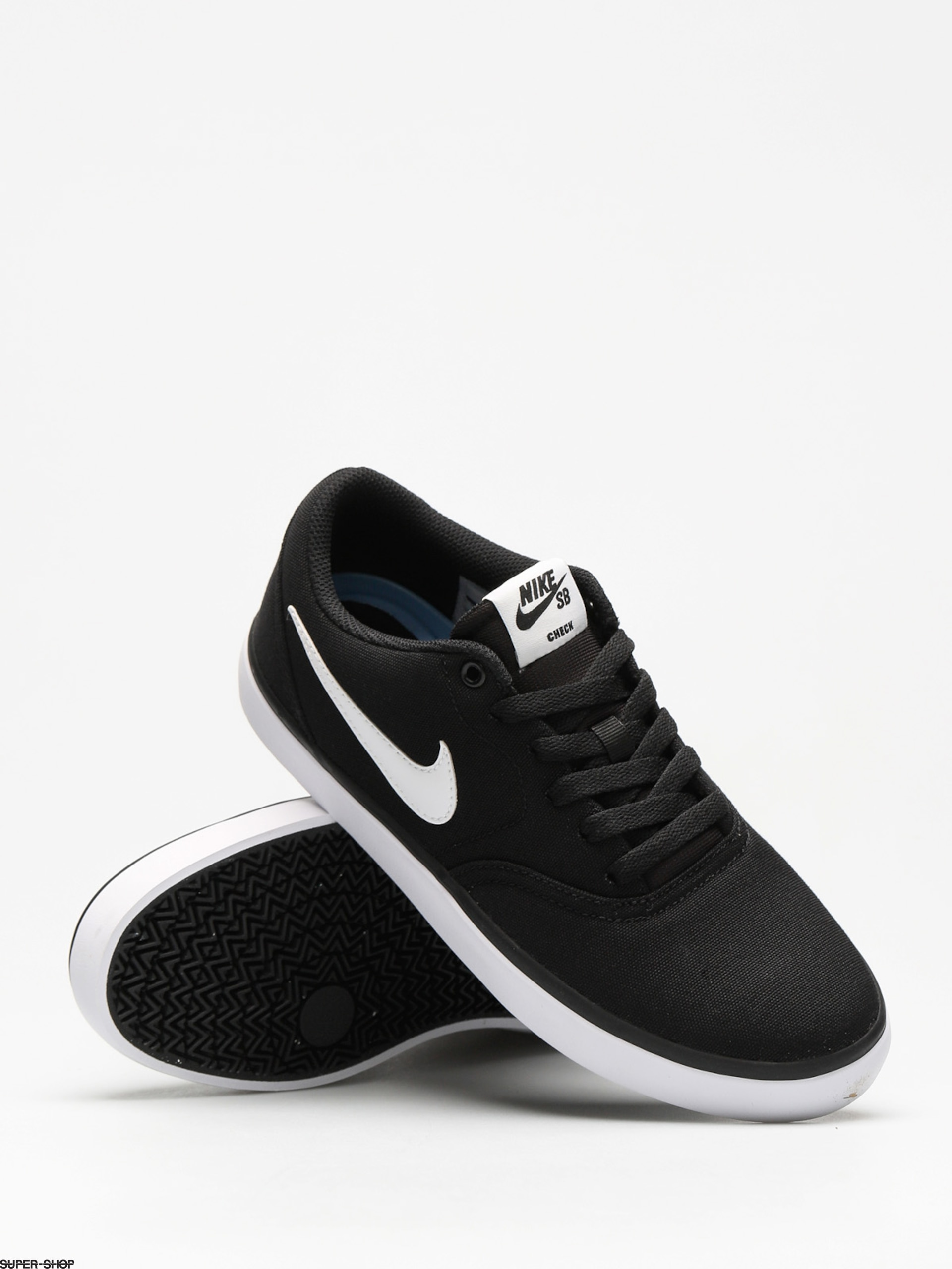 cd2cb71fcb Nike SB Shoes Check Solar (black white)
