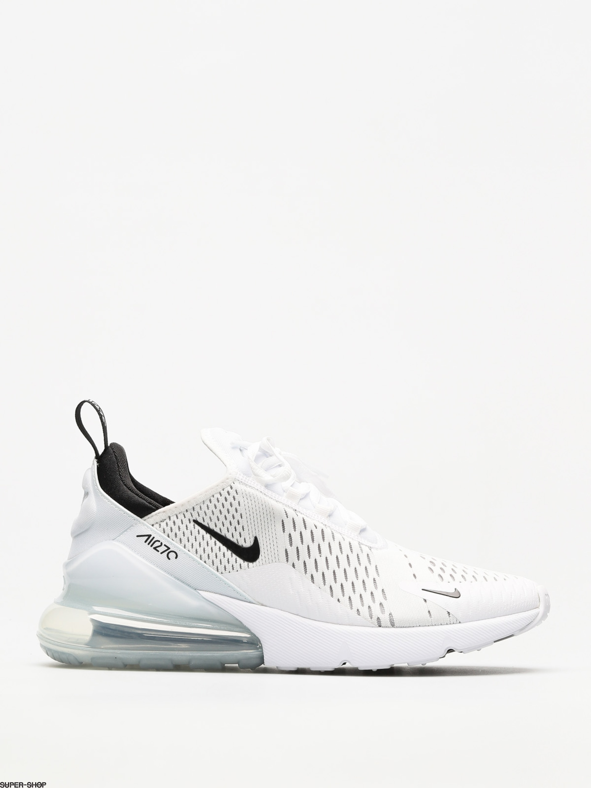 Nike Shoes Air Max 270 (white/black white)