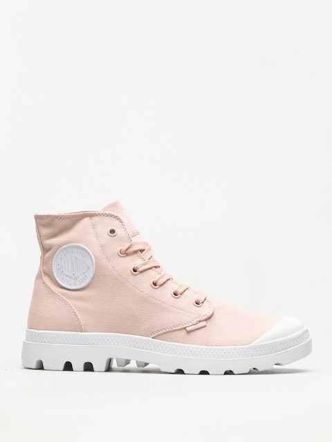 Palladium Shoes Blanc Hi