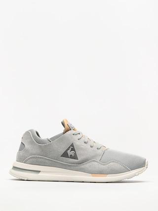 Le Coq Sportif Shoes Lcs R Pure Suede/Tech Mesh (limestone)