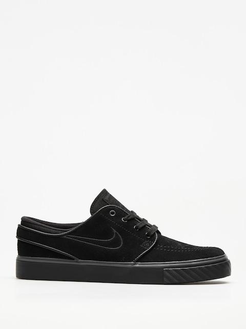 Nike SB Schuhe Sb Air Zoom Stefan Janoski Wmn (black/black black)
