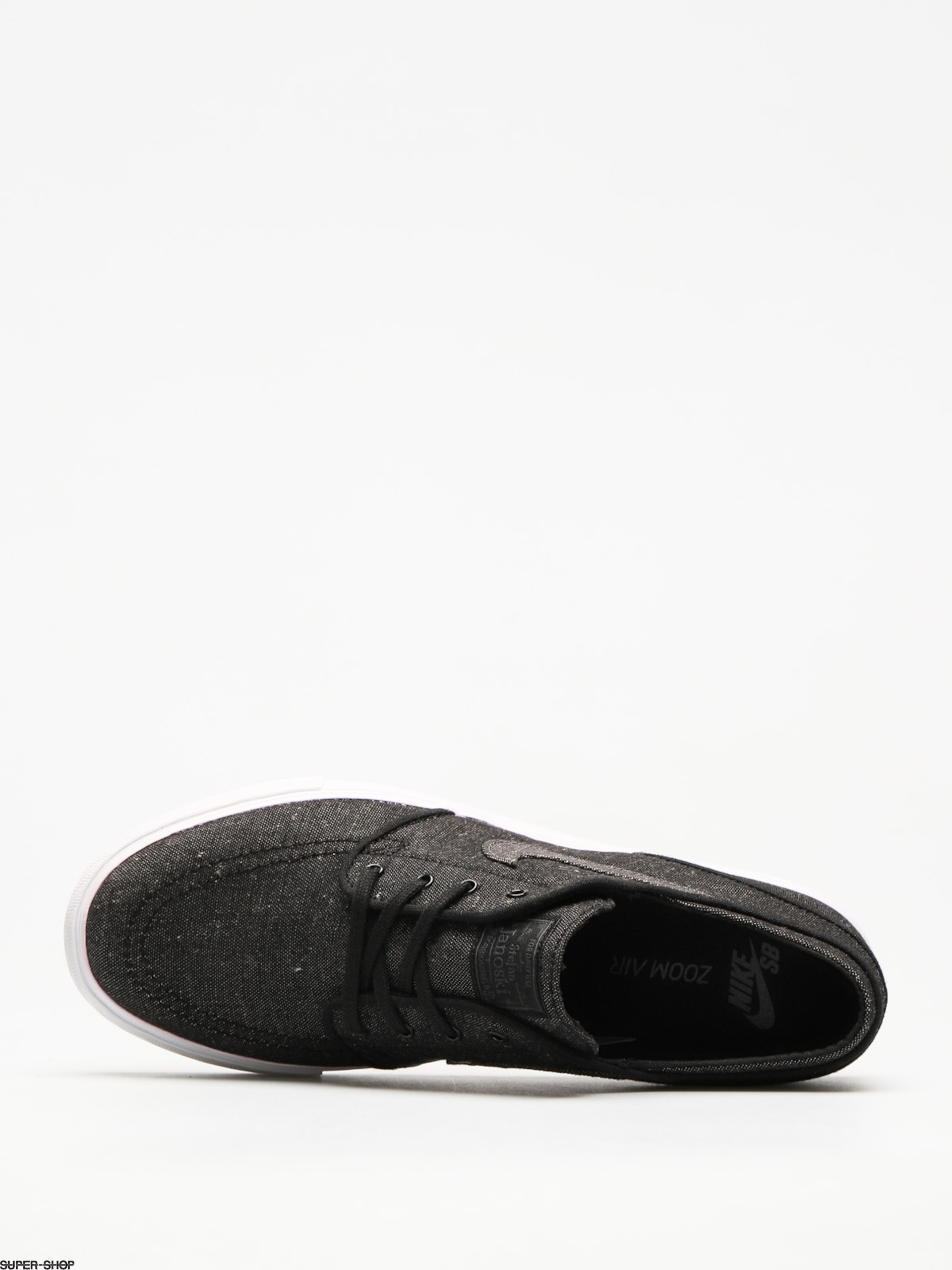 size 40 7cb5c 5b33a Nike SB Shoes Sb Zoom Stefan Janoski Canvas Deconstructed (black anthracite  white hyper royal)