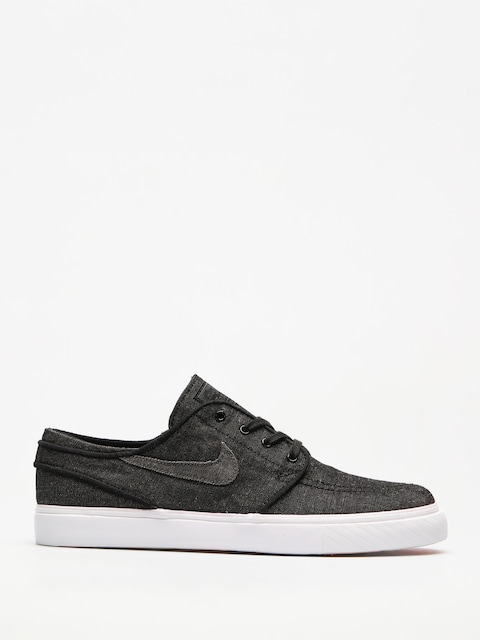 Nike SB Schuhe Sb Zoom Stefan Janoski Canvas Deconstructed (black/anthracite white hyper royal)