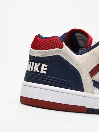 Nike SB Air Force 2 Low (White Blue Void Red Crush White)