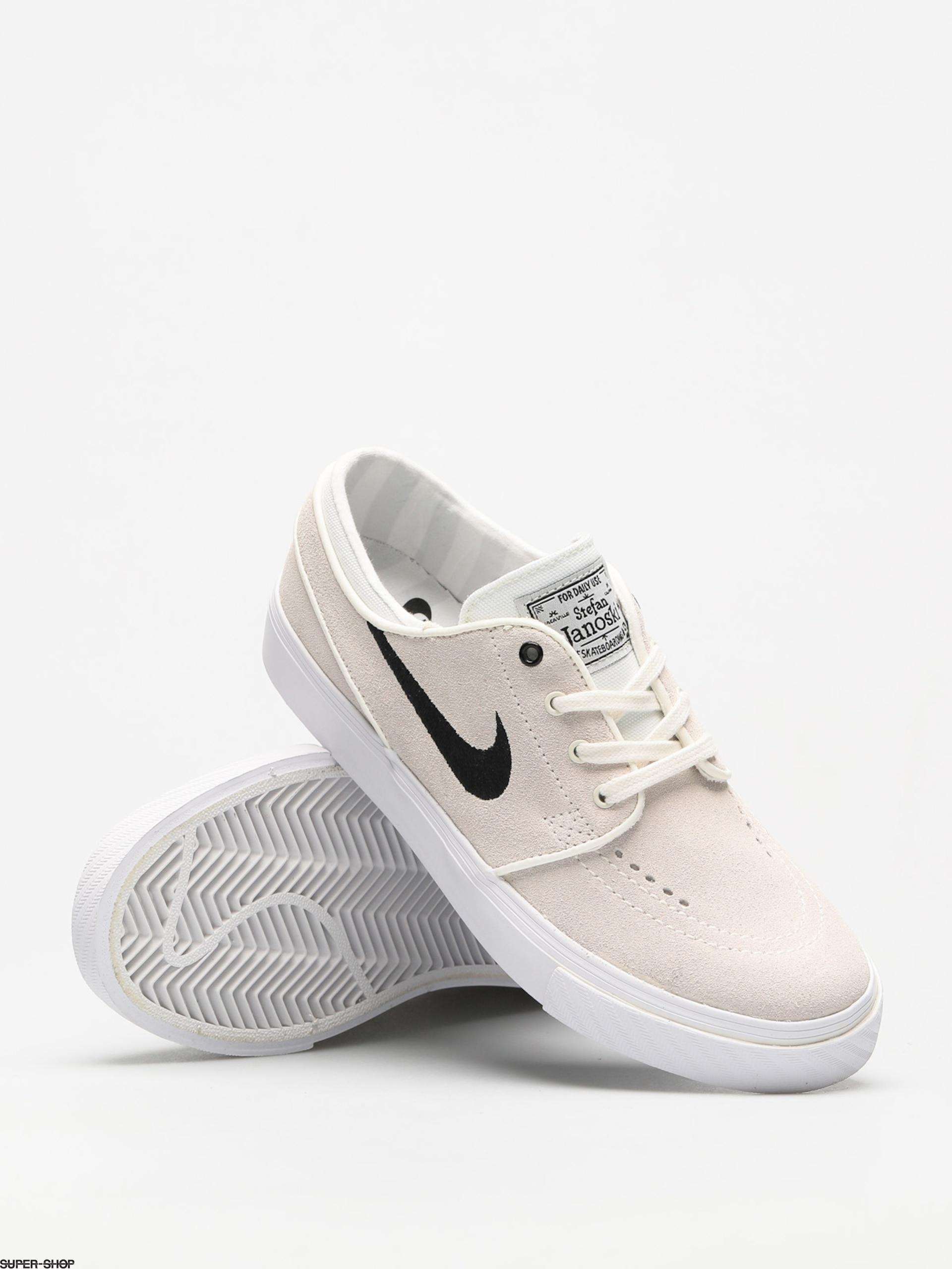 95169e8d130f Nike SB Shoes Zoom Stefan Janoski (summit white black white pure platinum)