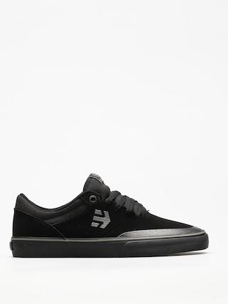 Etnies Shoes Marana Vulc (black/dark grey)