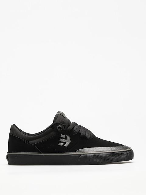 Etnies Schuhe Marana Vulc (black/dark grey)