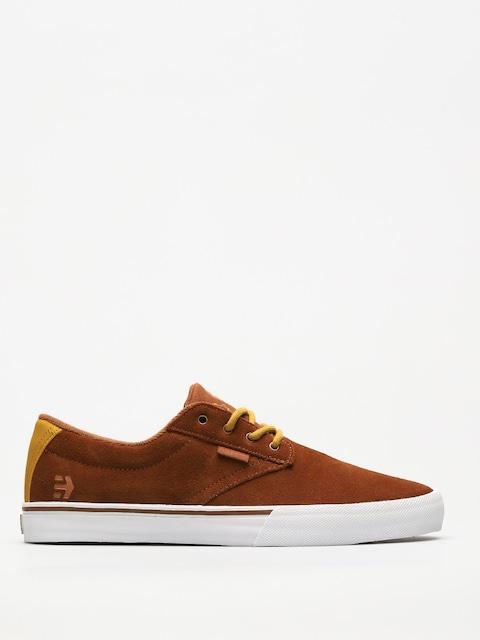Etnies Shoes Jameson Vulc (brown/tan)