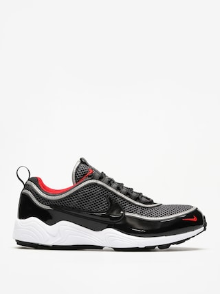 Nike Air Zoom Spiridon 16 Shoes (black/black university red white)