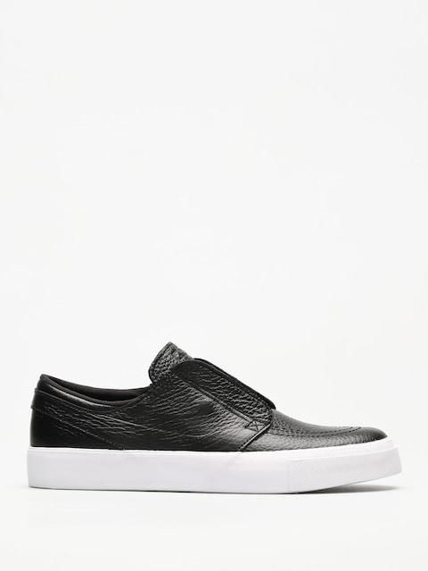Nike SB Shoes Sb Zoom Janoski Ht Slip (black/black gunsmoke white)