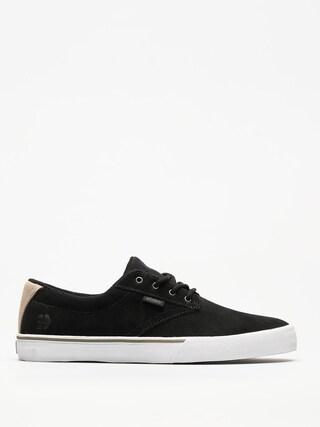 Etnies Shoes Jameson Vulc (black/white/silver)