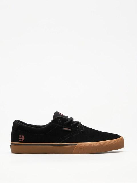 Etnies Schuhe Jameson Vulc (black/tan/red)