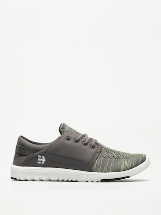 Etnies Shoes Scout Yb (grey/green)