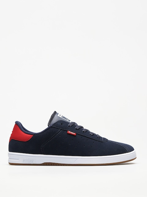 Etnies Schuhe The Scam (navy/red/white)