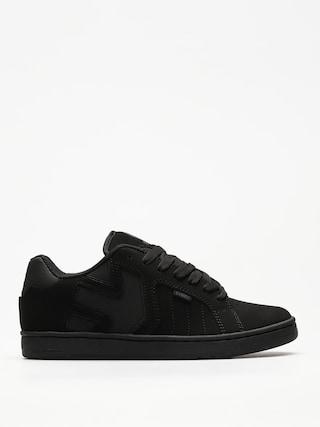 Etnies Shoes Fader 2 (black/black/black)