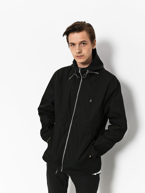 Volcom Jacke Howard Hooded (blk)