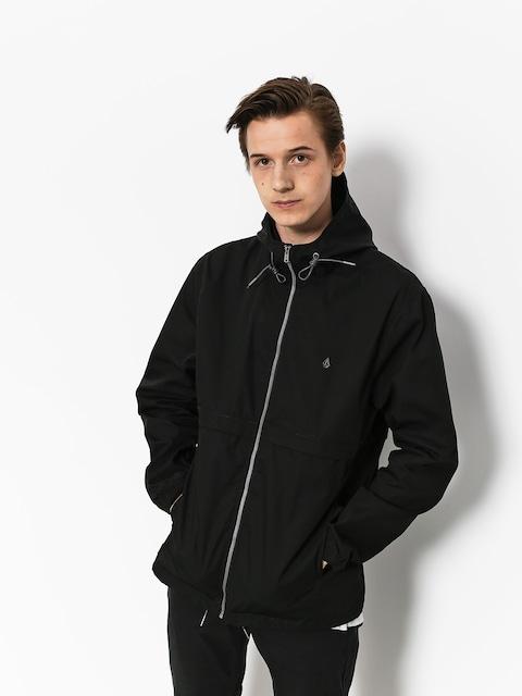 Volcom Jacket Howard Hooded (blk)