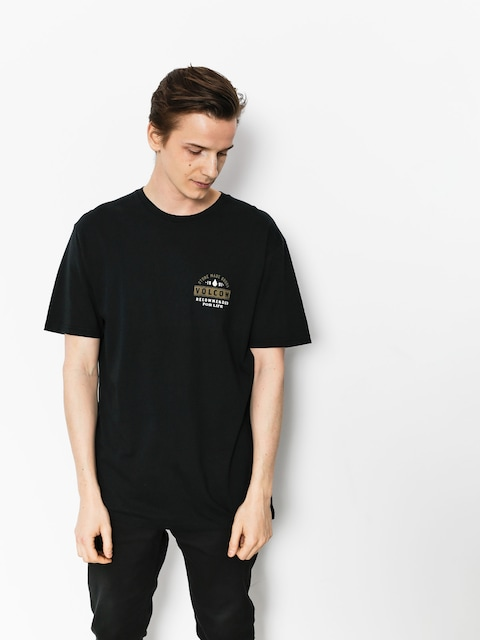 Volcom T-Shirt Barred Bsc (blk)