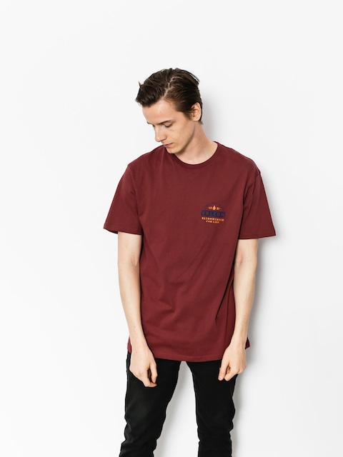 Volcom T-shirt Barred Bsc (cms)
