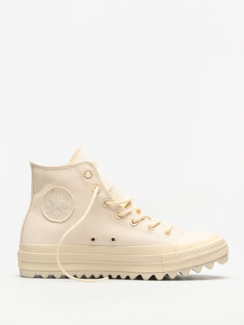 Converse Chucks Chuck Taylor As Lift Ripple Hi Wmn (natural/natural/natural)
