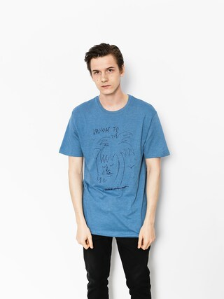 Volcom T-shirt Tropical D Hth (wrc)