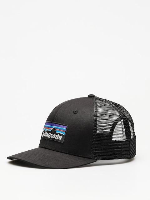 Patagonia Cap P6 Logo Trucker ZD (black)