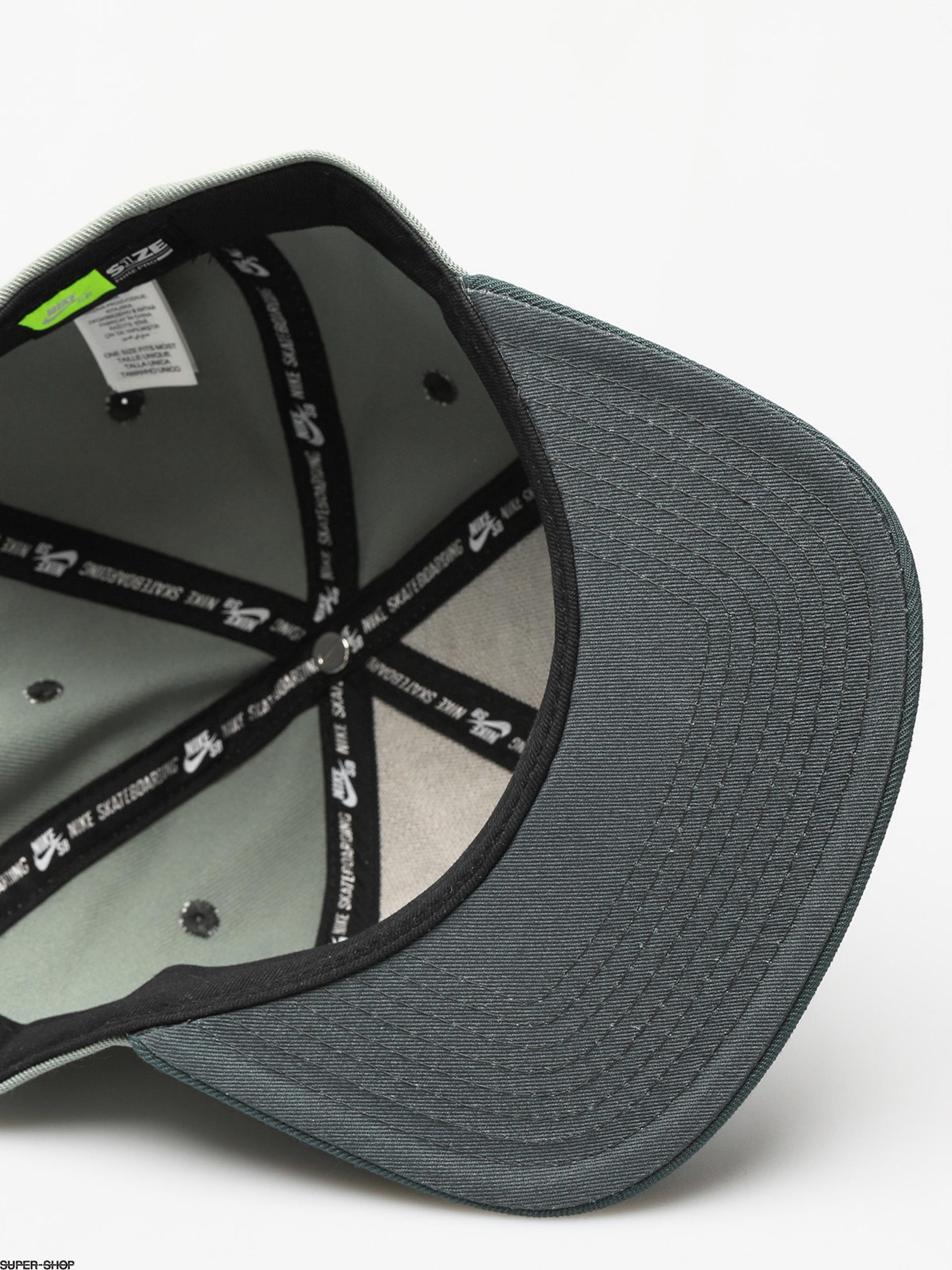 911c8f8dc Nike SB Cap Sb Icon Snapback ZD (clay green/deep jungle/clay green)