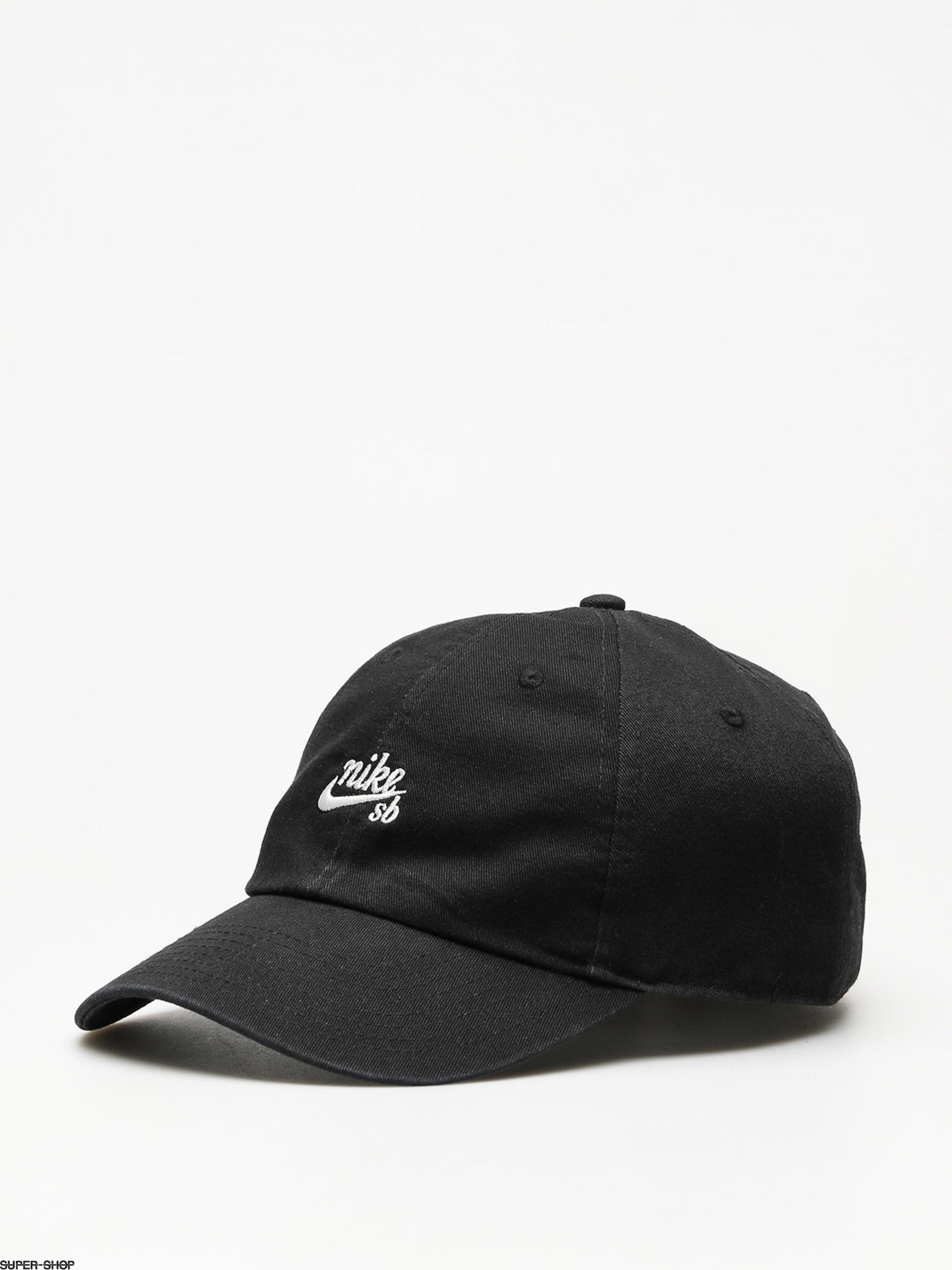 8fdc80aff372da Nike SB Cap Sb Vintage H86 ZD (black/white)
