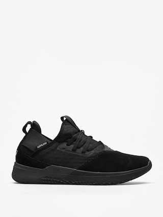 Supra Shoes Titanium (black black)