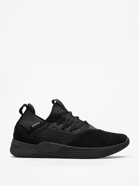 Supra Schuhe Titanium (black black)